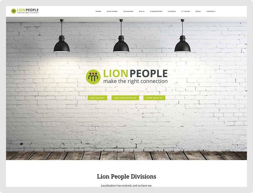 Lion People Global