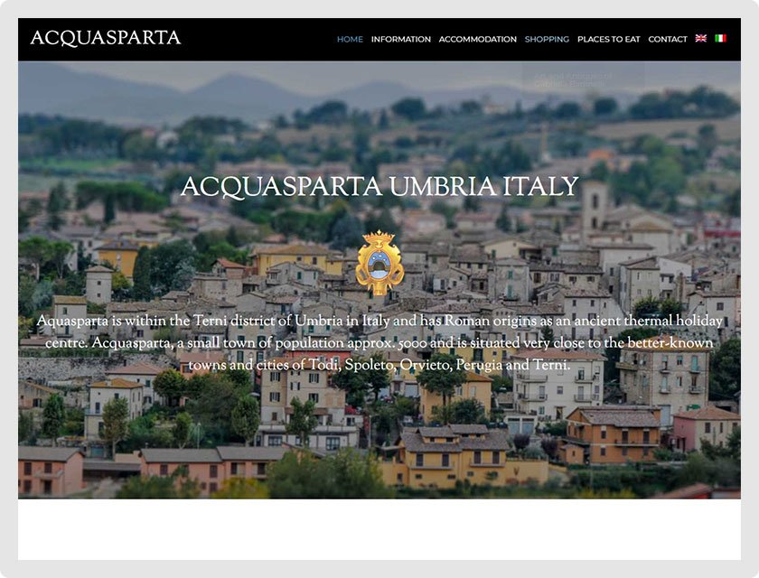 ACQUASPARTA.COM