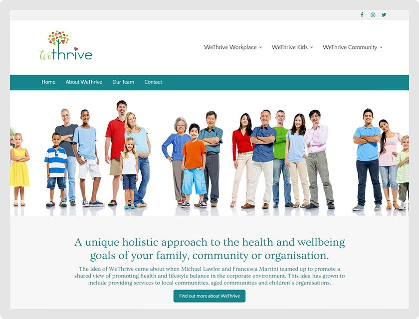 wethrive.ie